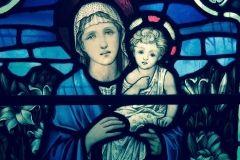 Maria Matka Boża z Dzieciątkiem Jezus