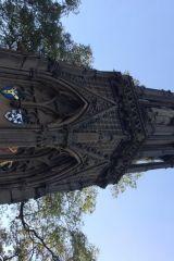 pomnik Męczenników Reformacji w Oksfordzie