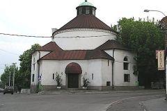 kościół ewangelicki w Belgradzie (Zemun)