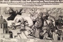 Ulotka propagandowa z czasów Reformacji