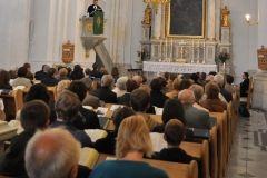 nabożeństwo w kościele ewangelicko-augsburskim św. Marcina w Krakowie
