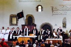 nabożeństwo w Kaplicy Betlejemskiej w Pradze w 600. rocznicę spalenia ks. Jana Husa