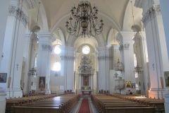 dawny ewangelicki Kościół Krzyża w Lesznie