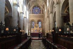 katedra anglikańska w Oksfordzie (Christ Church Cathedral)