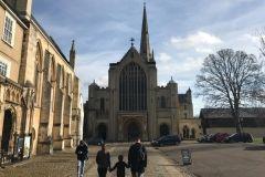 katedra anglikańska w Norwich