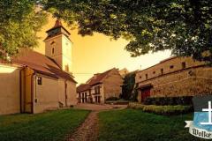 kościół ewangelicko-augsburski w Wolkendorf (Vulcan)