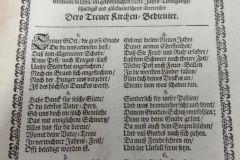 jednodniówki noworoczne - luterańskie wydawnictwo na Nowy Rok - Leszno