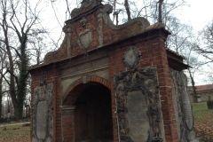 Kapliczka Pastorów Wschowskich na Staromiejskim Cmentarzu Ewangelickim w Wschowie