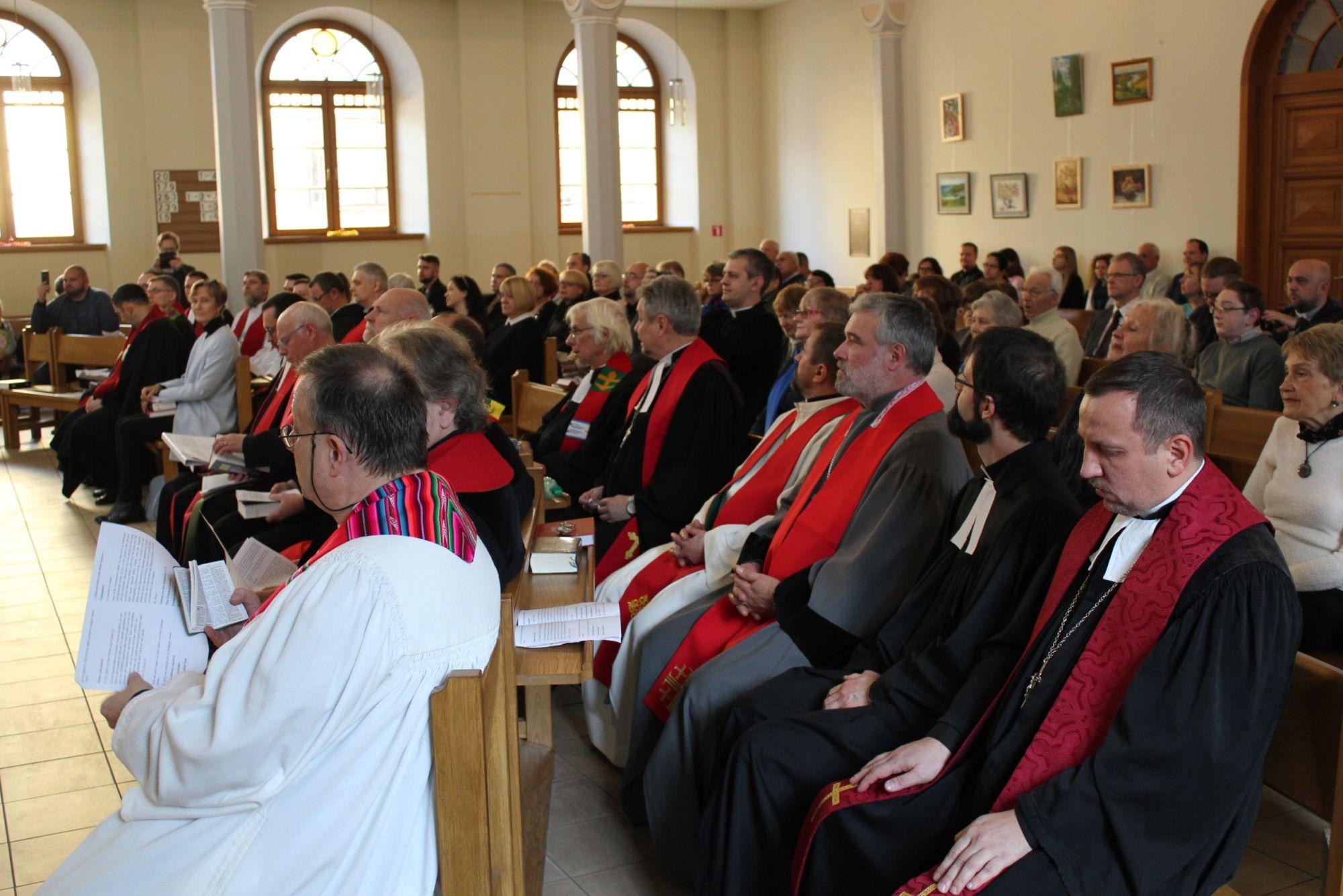 Wprowadzenie w urząd Biskupa DELKU ks. Pavlo Shvartsa